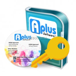 Aplus 10 Workshop Management System (Single-company, 1 User)