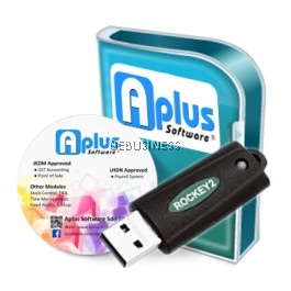 Aplus Stock Item Batch with Expiry Date Tracking for AA9K